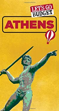 Let's Go Budget Athens: The Student Travel Guide 9781612370057