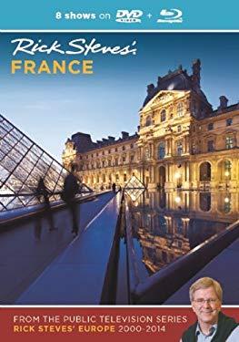Rick Steves' France DVD & Blu-Ray 2000-2014