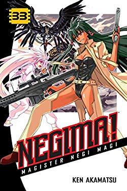 Negima!, Volume 33: Magister Negi Magi 9781612621159