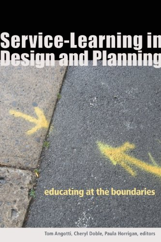 Service-Learning in Design and Planning: Educating at the Boundaries 9781613320013
