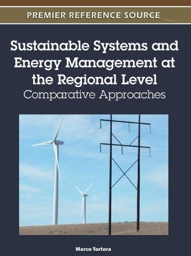 Sustainable Systems and Energy Management at the Regional Level: Comparative Approaches 9781613503447