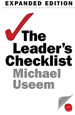 The Leader's Checklist: 15 Mission-Critical Principles 9781613630051