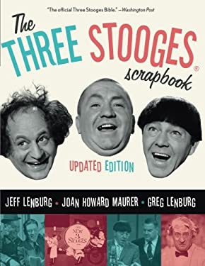 The Three Stooges Scrapbook 9781613740743