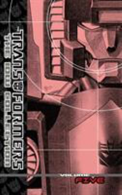 Transformers: The IDW Collection, Volume 5 9781613770528