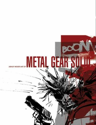 Ashley Wood's Art of Metal Gear Solid 9781613770535