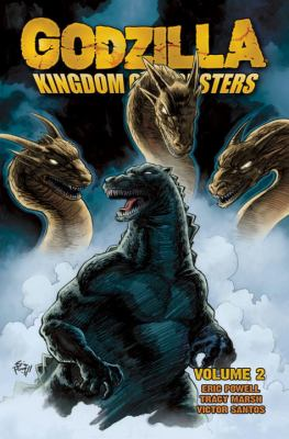 Godzilla: Kingdom of Monsters Volume 2 9781613771228