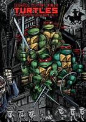 Teenage Mutant Ninja Turtles: The Ultimate Collection Volume 3 9781613771389