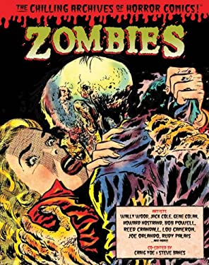 Zombies: The Chilling Archives of Horror Comics Vol. 3 9781613772133