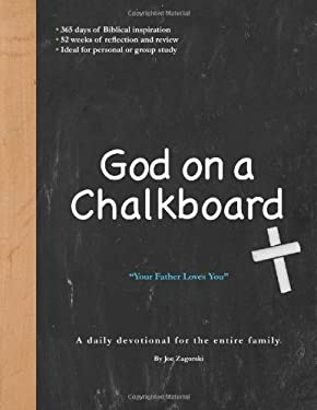 God on a Chalkboard 9781613797495