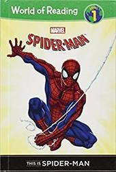 This Is Spider-Man (World of Reading: Level 1) 22462580