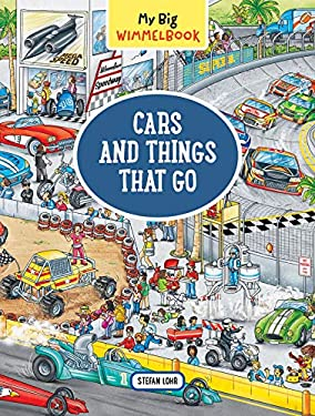 My Big WimmelbookCars and Things That Go