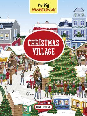 My Big WimmelbookChristmas Village