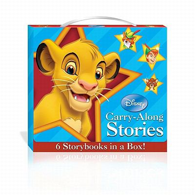 Disney Carry-Along Stories for Boys 9781615243143