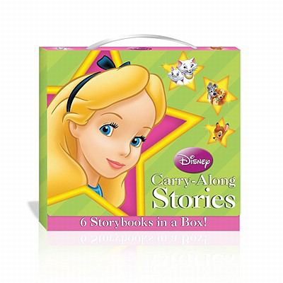 Disney Carry-Along Stories for Girls 9781615243150