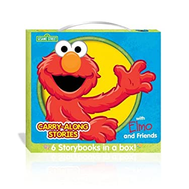 Sesame Street with Elmo and Friends Carry-Along Stories 9781615243167