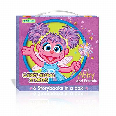 Sesame Street with Abby and Friends Carry-Along Stories 9781615243174