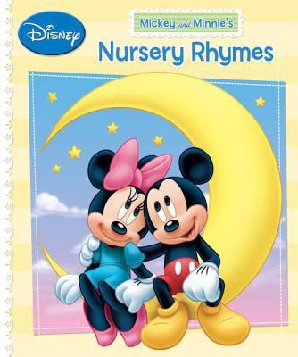 Mickey & Minnie Nursery Rhymes: Disney 9781615246229