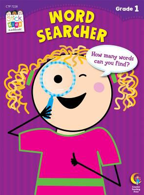 Word Searcher Stick Kids Workbook 9781616017989