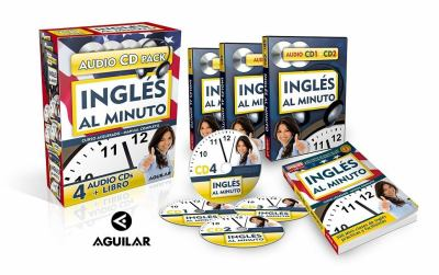 Ingles al Minuto [With Paperback Book] 9781616050887