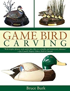Game Bird Carving 9781616081317