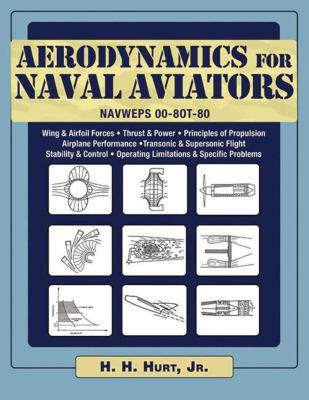 Aerodynamics for Naval Aviators: NAVWEPS 00-80T-80 9781616084394
