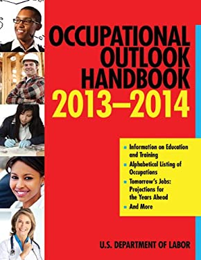Occupational Outlook Handbook 2013-2014 9781616086183