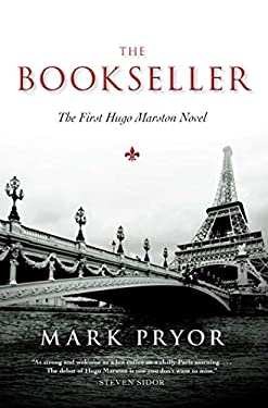 The Bookseller: The First Hugo Marston Novel 9781616147082