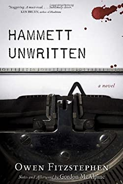 Hammett Unwritten 9781616147143