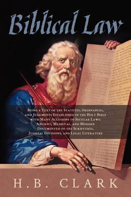 Biblical Law 9781616192426