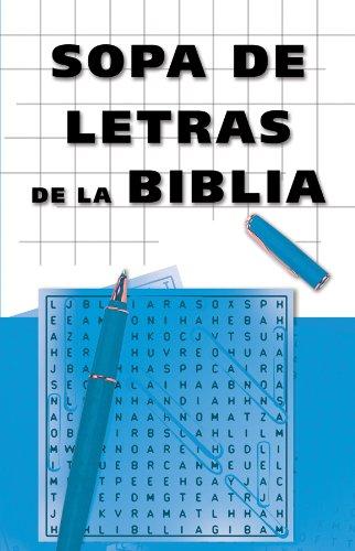 Sopa de Letras de la Biblia 9781616262631