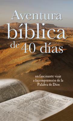 Aventura Biblica de 40 Dias: 40-Day Bible Adventure 9781616267032
