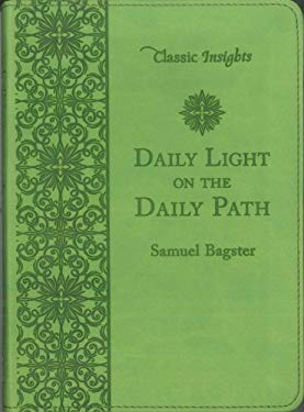 Daily Light on the Daily Path 9781616267759