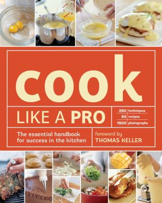 Cook Like a Pro 9781616284398