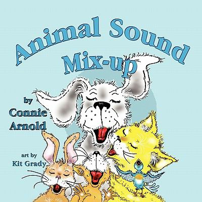 Animal Sound Mix-Up 9781616330835