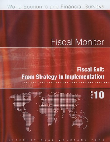 Fiscal Monitor: Fiscal Exit: From Strategy to Implementation 9781616350475