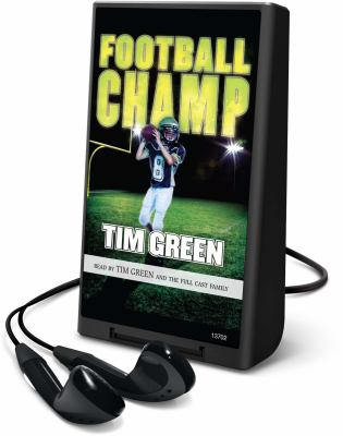 Football Champ [With Earbuds] 9781616373153