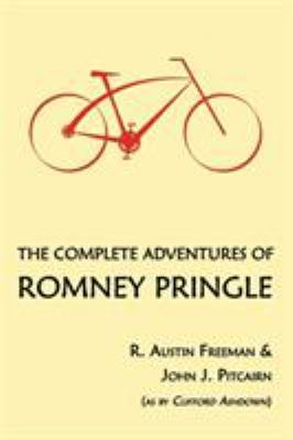 The Complete Adventures of Romney Pringle 9781616460907