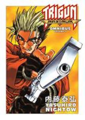 Trigun Maximum Omnibus Volume 1 9781616550103