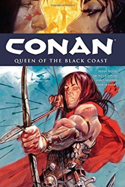 QUEEN OF THE BLACK COAST 9781616550424