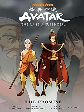 LAST AIRBENDER THE PROMISE
