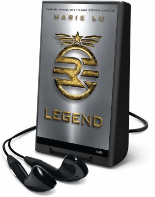 Legend [With Earbuds] 9781616570446