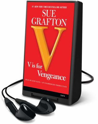 V Is for Vengeance 9781616570941