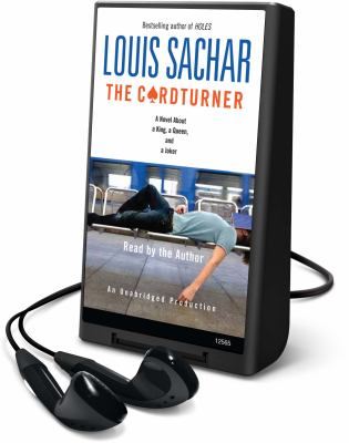 The Cardturner [With Earbuds] 9781616579272