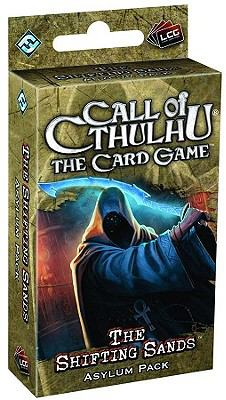 Call of Cthulhu the Card Game: The Shifting Sands Asylum Pack 9781616611378