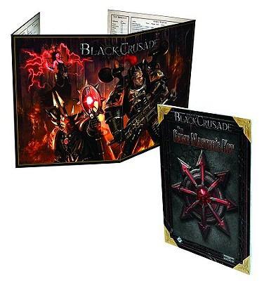 Black Crusade: The Game Master's Kit 9781616611798