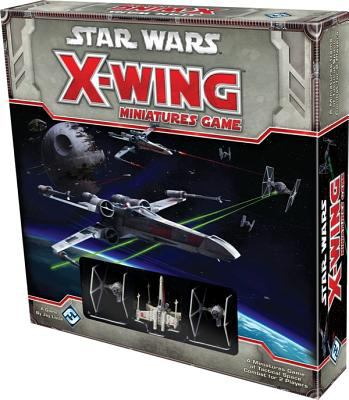 Star Wars X-Wing Miniatures Game Core Set 9781616613761