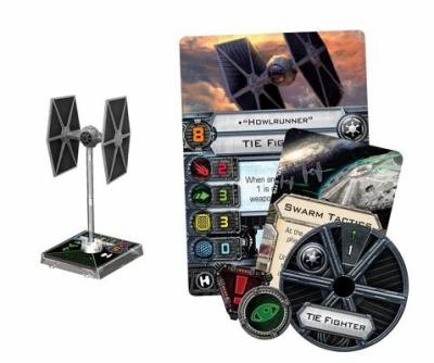 Star Wars X-Wing: Tie Fighter Expansion Pack 9781616613785