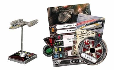 Star Wars X-Wing: Y-Wing Expansion Pack 9781616613792