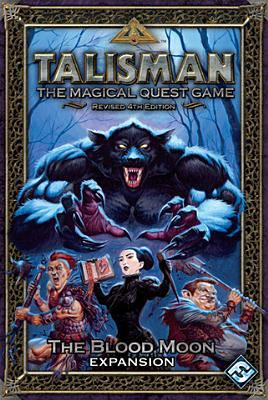 Talisman: The Blood Moon Board Game Expansion 9781616613990