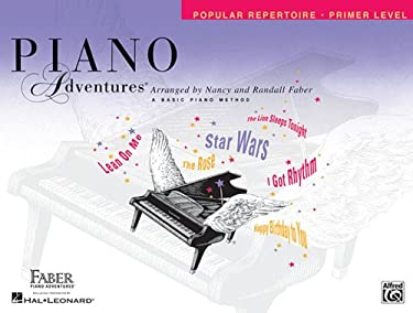 Piano Adventures: Popular Repertoire, Primer Level: A Basic Piano Method 9781616772567
